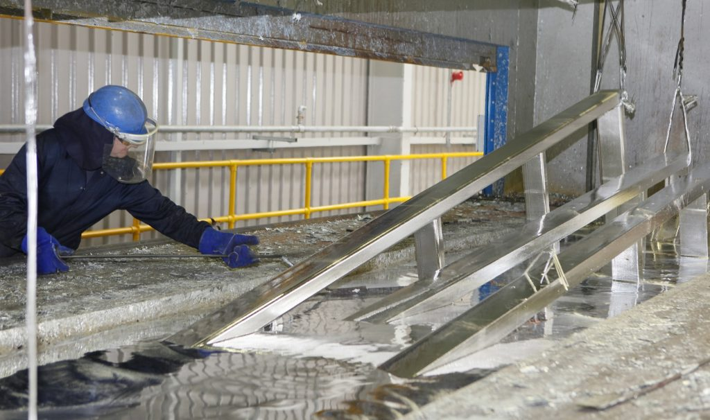 hot dip galvanizing Ireland