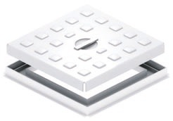 Pedestrian Access Covers & Frames