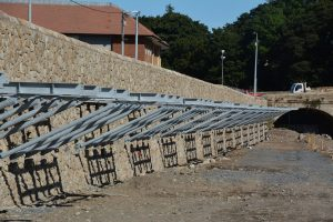 repairing galvanized steel
