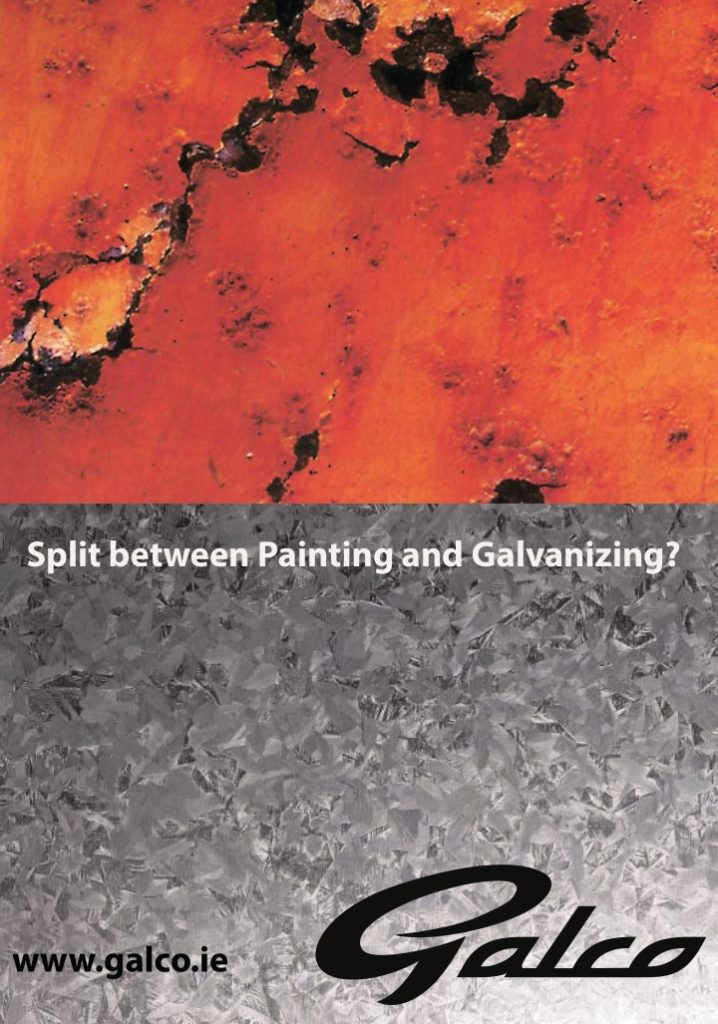 galvanizing vs painting