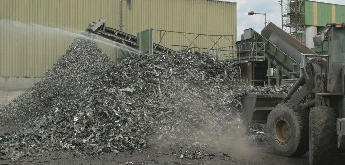 Recycling of Zinc
