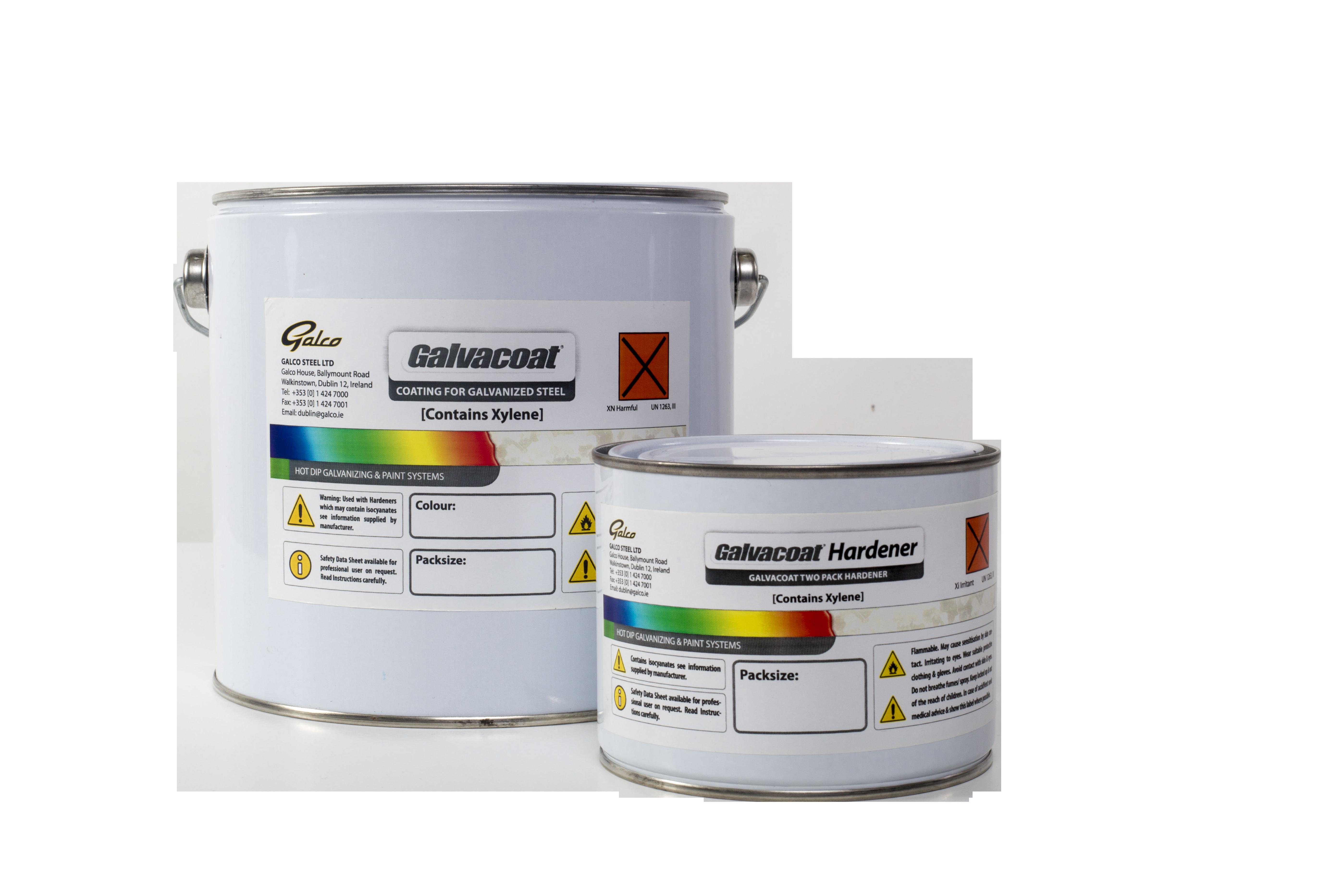 Best Paint for Galvanized Metal | Galco Hot Dip Galvanizing