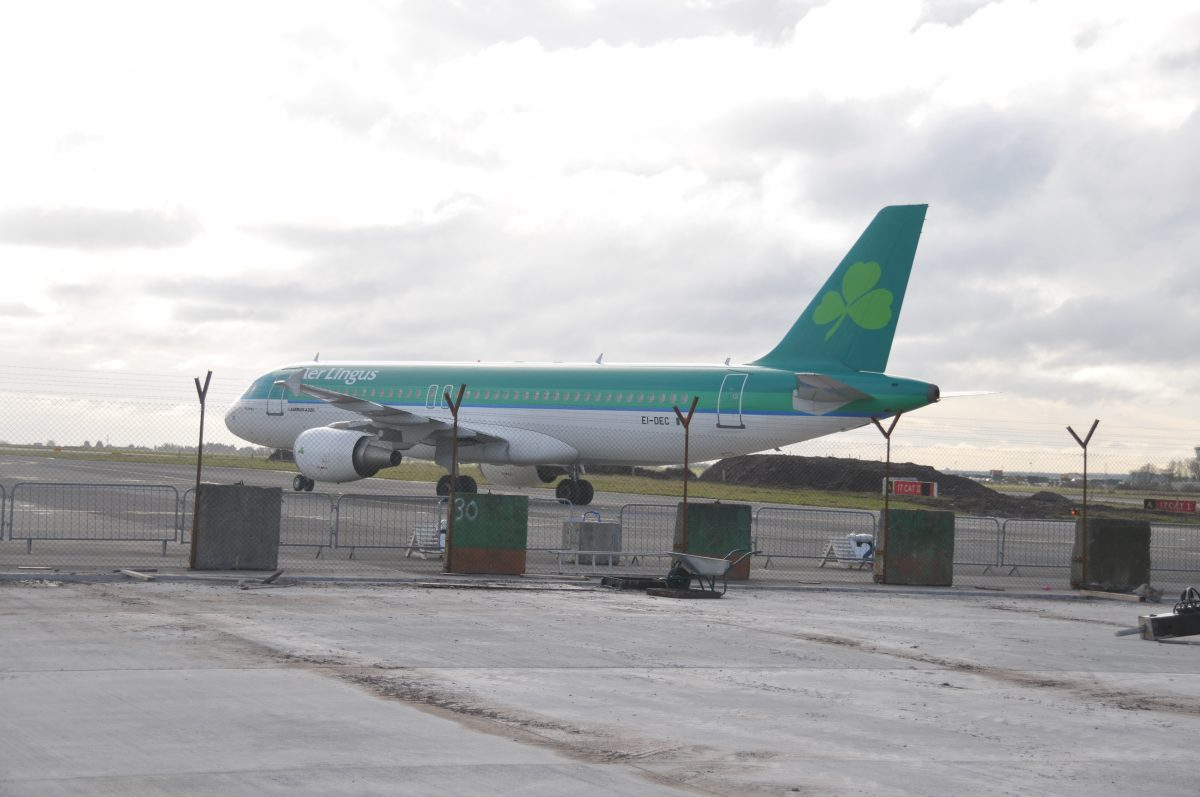 High Capacity channel airports Ireland Galco 2