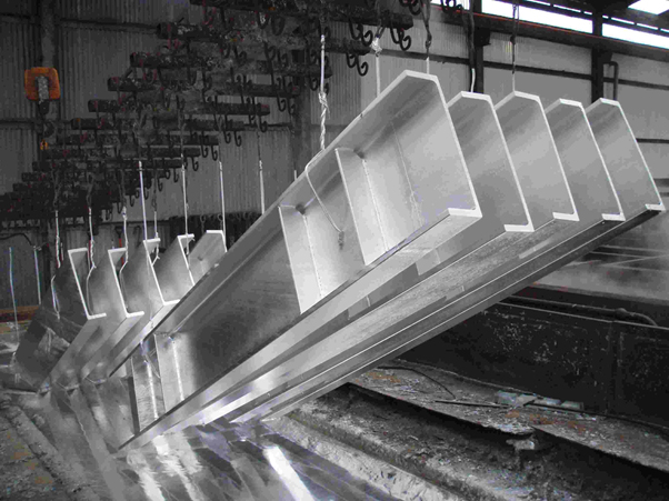 What is galvanizing process