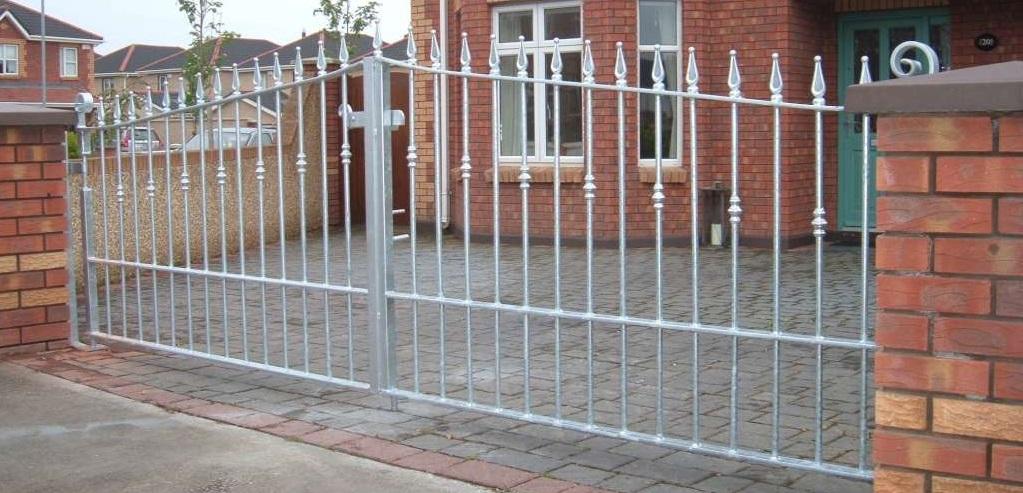 galvanising gates in Ireland