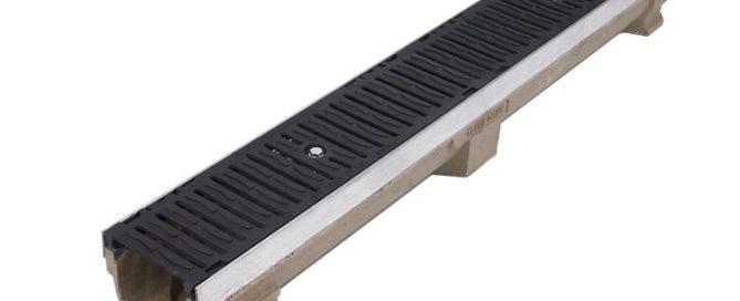 concrete linear drainage