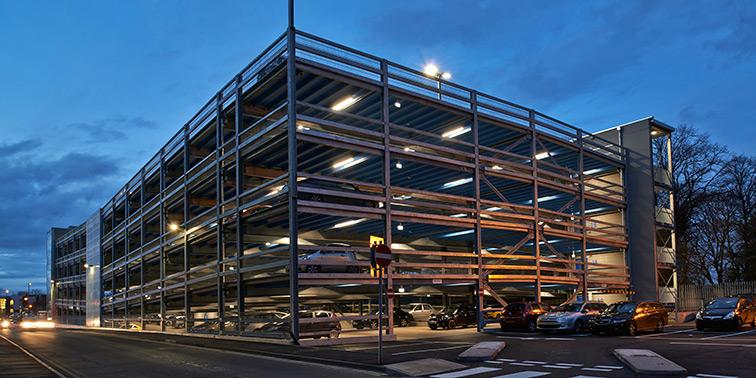 car park design