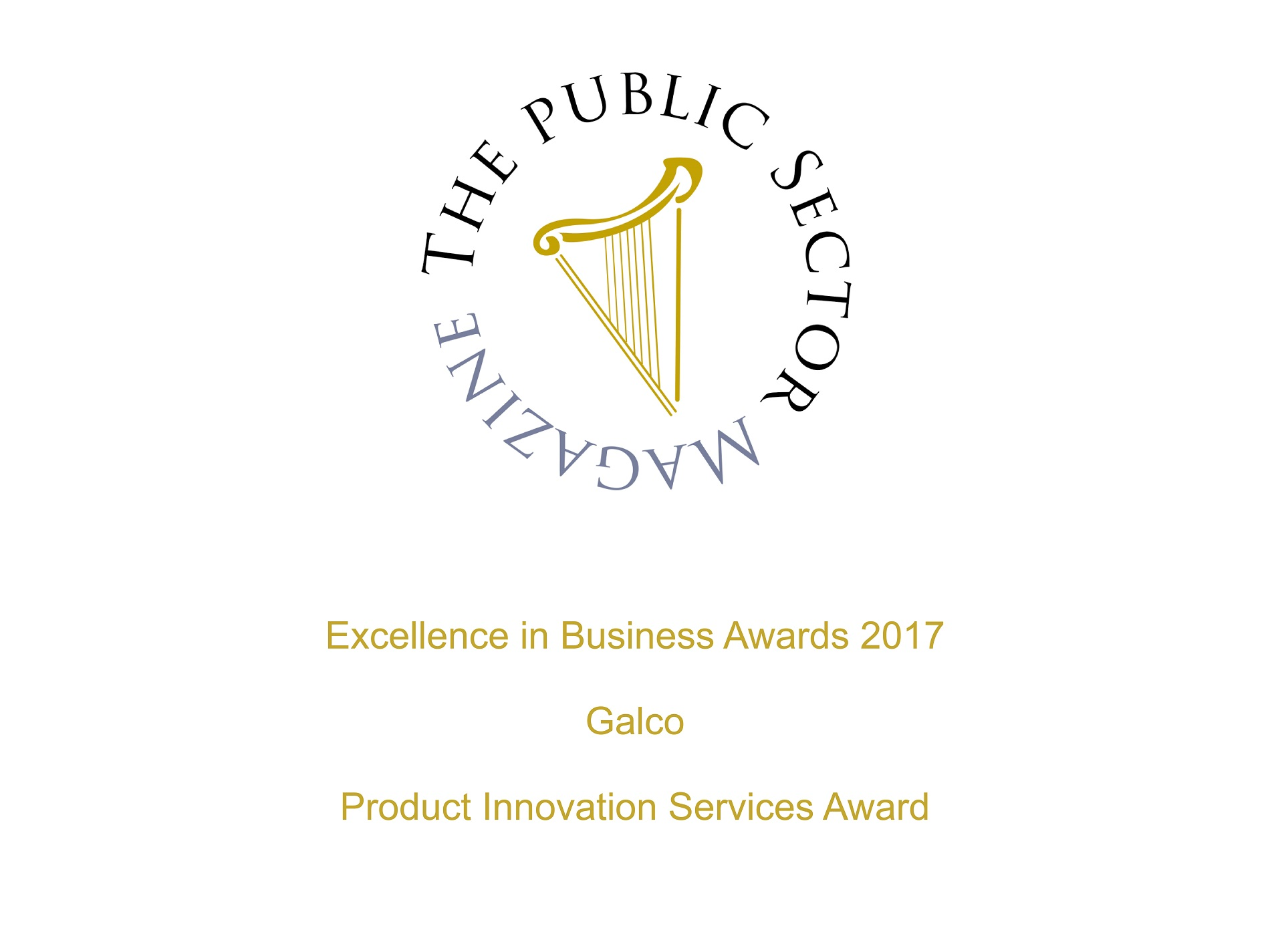Product Innovation Award