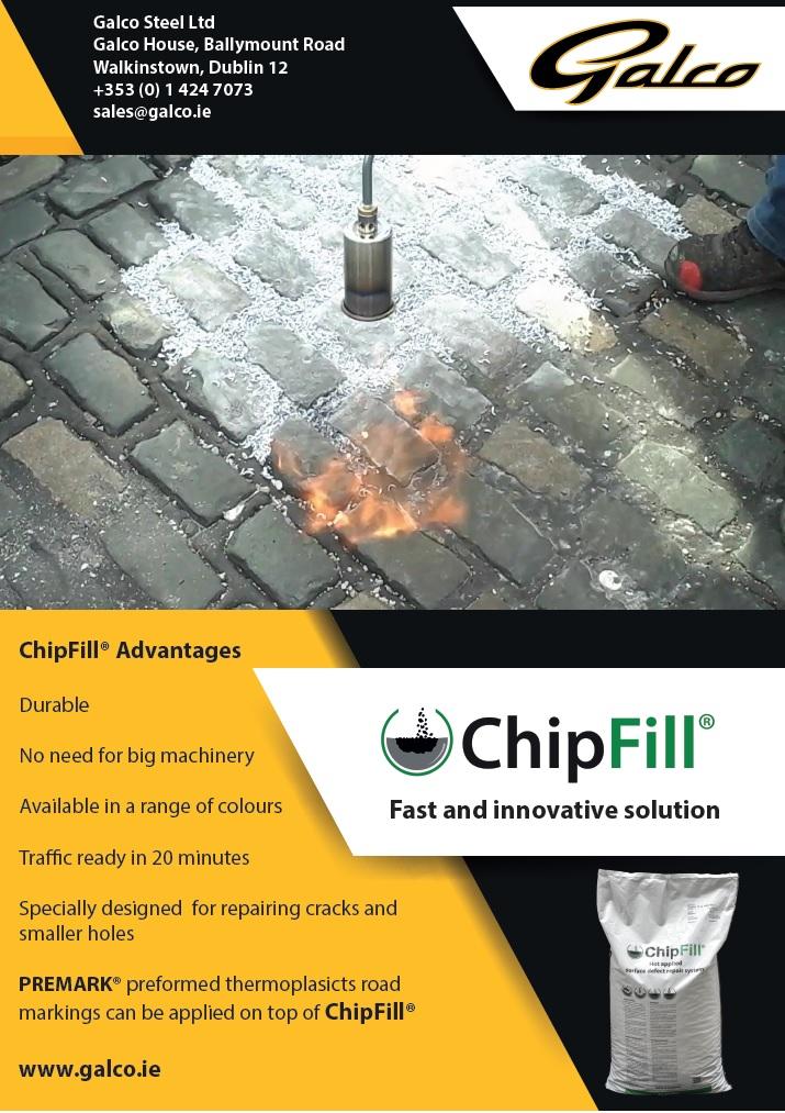 Product Innovation Award Chipfill