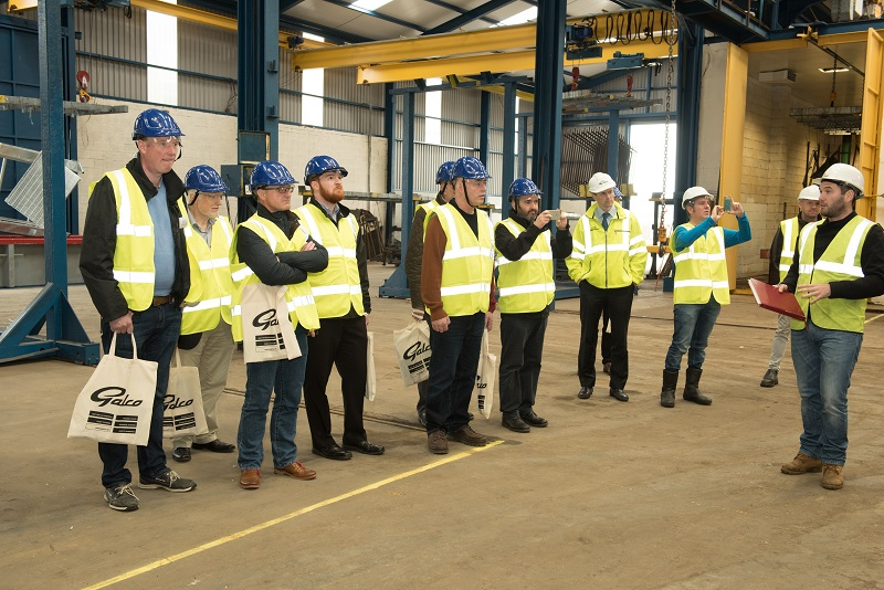 galvanizing industry open day 2019 Ireland