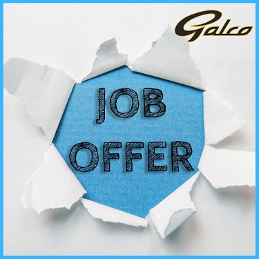 Sales job Galco