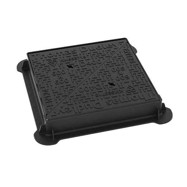 D400 ductile sewer cover TD330823