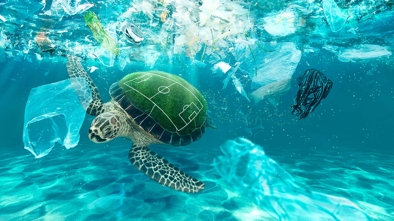 what are microplastics in water