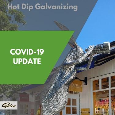 Galco covid update