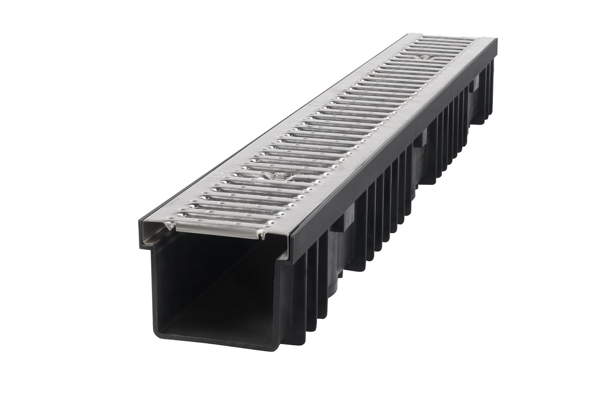 Pavement Drainage Channel Stainless Grating BBET0085
