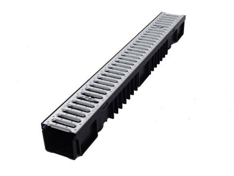 A15 Drainage Channel Galvanized Grate BBET0072