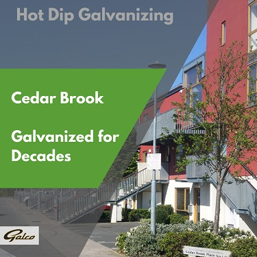 Cedar Brook Galvanized for Decades