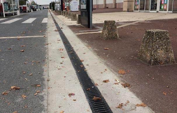 drainage cleaining autumn