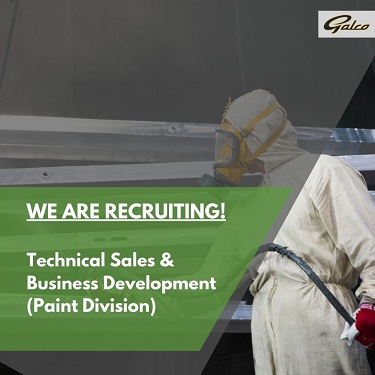 sales job Galco Ireland
