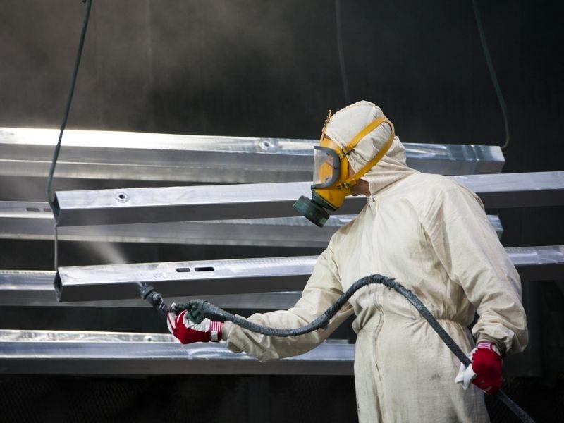 intumescent paint contractors Ireland